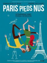 Paris pieds nus