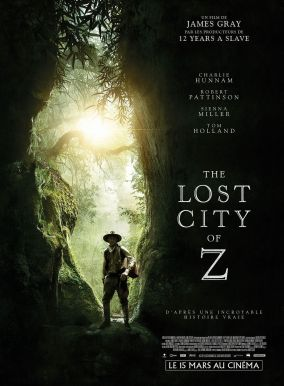 The Lost City o Z
