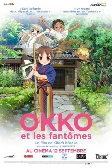 Okko et les fantomes