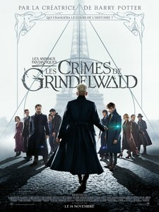 anim fantastiques crimes de G