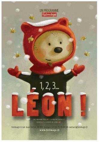 1 ,2, 3 Léon