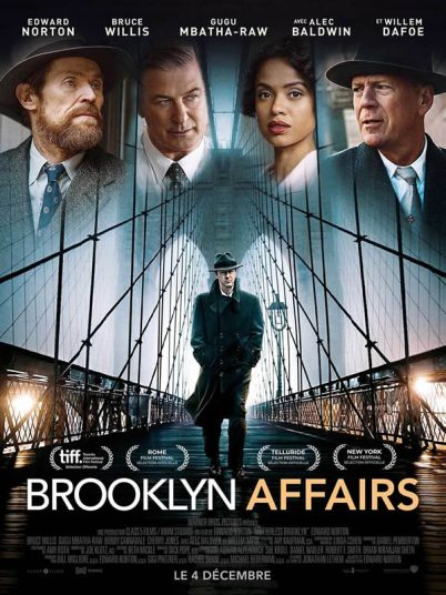 Brroklyn affairs